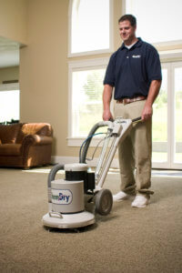 Carbonated Cleaning Ocean Chem Dry Carpet
